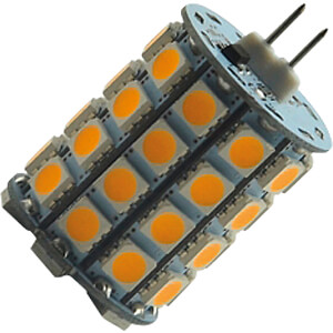 LED-Lampe G4, 5,3 W, 540 lm, 3000 K, dimmbar DIODOR DIO-LED49STG4L