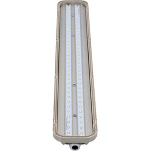 Waterproof LED tube ceiling light 59 cm VELLIGHT LEDA77NW