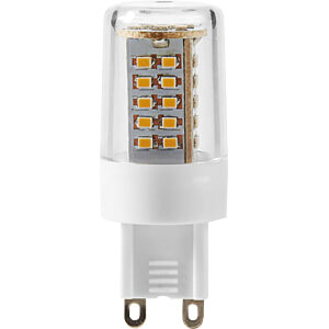 LED Lamp G9, 2.3 W, 215 lm NEDIS LEDBCLG9001