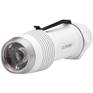 LED Lenser torch, F1 - white LEDLENSER 8701-C
