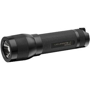 LED-Taschenlampe L7, 115 lm, schwarz, 3 x AAA LEDLENSER 7008