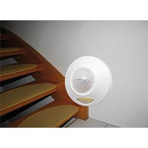 LED-Anbauleuchte, weiß, 3x AA (Mignon) GEV LLL 360