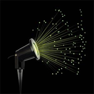 Weihnachtslaser-Lichteffekt, 5 W LUXULA