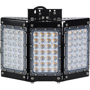 HighBay, 150 W, 18000 lm, 4000 K, black, IP65 LUXULA LX0402