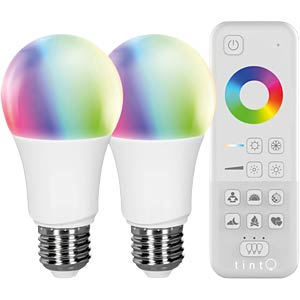 Smart Light, Lampe, E27, 10W, EEK A+, Kit MÜLLER LICHT 404013