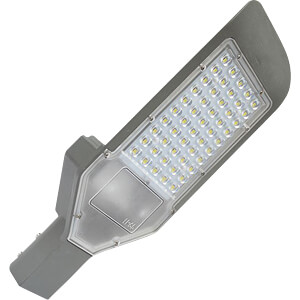 LED Straßenlampe, 10000 lm, 100 W, IP65, 6000 K OPTONICA SL9174
