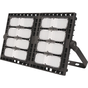 Industrie-LED-Fluter, 480 W, 48000 lm, 5700 k, IP65 OPTONICA SL9178