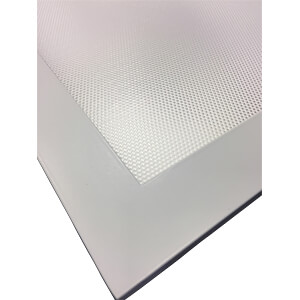 LED Panel, value pack, 40 W, 62x62 cm, UGR19, 35000 h, 4500 K OPTONICA