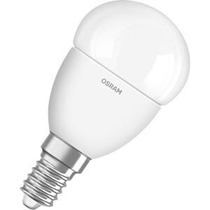 LED-Lampe E14 SUPERSTAR CLASSIC, 6 W, 470 lm, 2700 K, dimmbar OSRAM 4052899900905