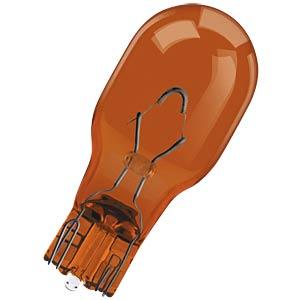 Osram bulb W2.1x9.5d, amber, 1 piece OSRAM 4052899035652
