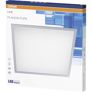 Panel LED, PLANON PURE, 36 W, 3200 lm, 3000 K OSRAM 4058075035348