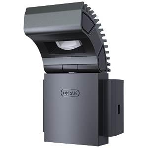 Wandleuchte NOXLITE SPOT, 10 W, 560 lm, 6000 K, schwarz, IP44 OSRAM 4008321960955