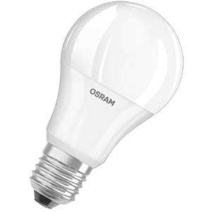 LED-Lampe E27 SUPERSTAR CLASSIC, 8 W, 806 lm, 2700 K OSRAM 4052899960336