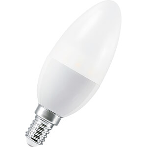 Smart Light, Kerze, E14, 6W, Weiß, SMART+, EEK A+ OSRAM 4058075032682