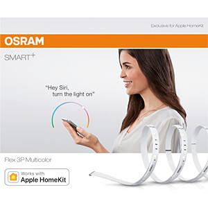 Smart Light, LED-Stripe, SMART+ Flex, HomeKit, EEK B OSRAM 4058075047846