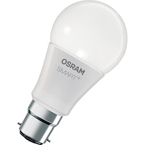 Smart Light, Lampe, B22d, 10W, SMART+, HomeKit, EEK A OSRAM 4058075103528