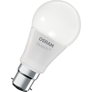 Smart Light, Lampe, B22D, 10W, RGBW, SMART+, EEK A OSRAM 4058075816596