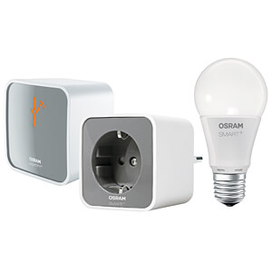 ZigBee, LIGHTIFY, E27-Kit, EEK A+, Smart Home OSRAM
