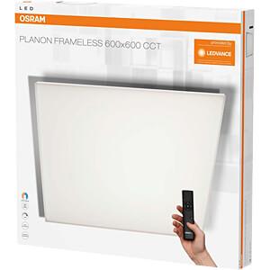 LED-Panel PLANON FRAMELESS, 49 W, 3100 lm, 3000 - 5000 K, CCT OSRAM 4058075153110