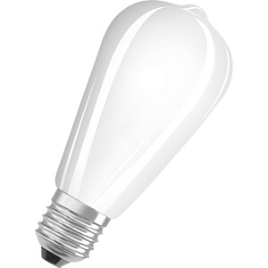 LED-Lampe STAR RETROFIT E27, 4,5 W, 470 lm, 2700 K, Filament OSRAM 4058075269781