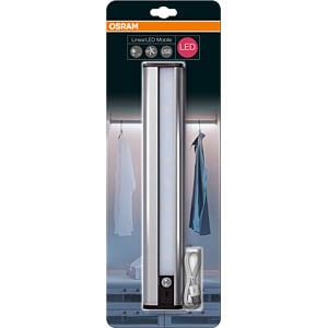 Unterbauleuchte LinearLED Mobile, 1,4 W, 98 lm, 4000 K, silber OSRAM 4058075026681