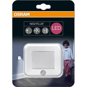 LED-Anbauleuchte NIGHTLUX Hall, 0,25 W, 14 lm, 4000 K, weiß OSRAM 4058075027190