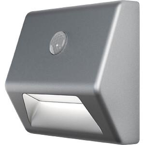 LED-Anbauleuchte NIGHTLUX Stair, 0,25 W, 12 lm, 4000 K, silber OSRAM 4058075030602
