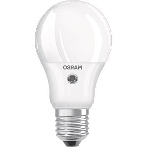 LED-Lampe STAR+ E27, 5,5 W, 470 lm, 2700 K, Tageslichtsensor OSRAM 4058075037588