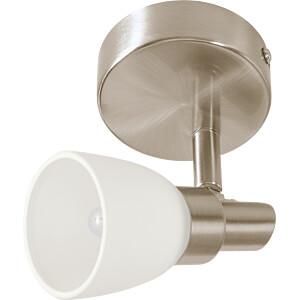 Wandleuchte LED SPOT G9, rund, silber, 1-flammig OSRAM 4058075048034