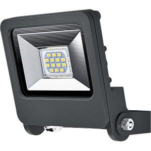 LED-Flutlicht ENDURA FLOOD, 10 W, 700 lm, 3000 K, grau, IP65 OSRAM 4058075064263
