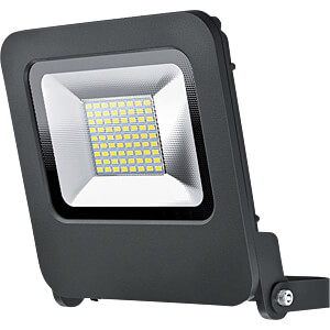 LED-Flutlicht ENDURA FLOOD, 50 W, 4000 lm, 3000 K, grau, IP65 OSRAM 4058075064324