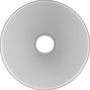 Lampenschirm RADAR für VINTAGE 1906 PENDULUM, schwarz / weiß OSRAM 4058075073463