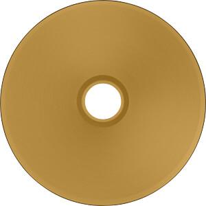 Lampenschirm RADAR für VINTAGE 1906 PENDULUM, schwarz / gold OSRAM 4058075073487