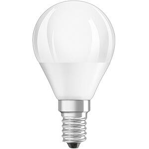 LED-Lampe BASE E14, 5,7 W, 470 lm, 2700 K, 3er Pack OSRAM 4058075090507