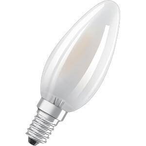 LED-Lampe BASE E14, 4 W, 470 lm, 2700 K, Filament, 5er-Pack OSRAM 4058075090682