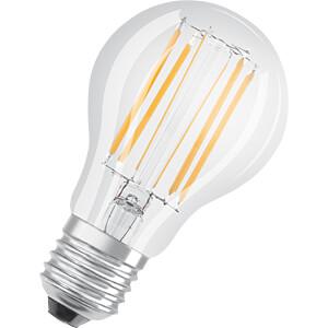 LED-Lampe SUPERSTAR E27, 8,5 W, 1055 lm, 2700 K, Filament OSRAM 4058075808324