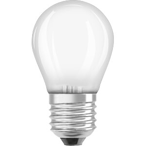 LED-Lampe SUPERSTAR E27, 4 W, 470 lm, 2700 K, Filament, dimmbar OSRAM 4058075808805