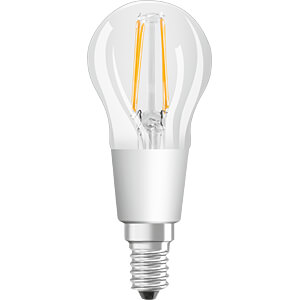 LED-Lampe STAR+ GLOWdim E14, 5 W, 470 lm, 2700 K, Filament OSRAM 4058075809055