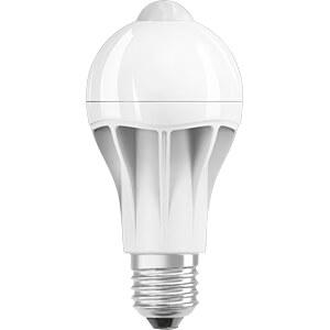 LED-Lampe STAR+ MOTION SENSOR E27, 11,5 W, 1060 lm, 2700 K OSRAM 4058075809246