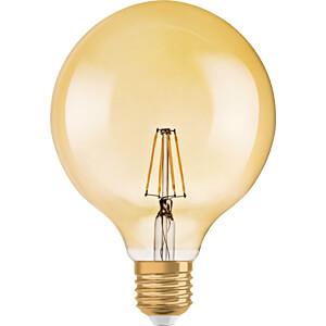 LED-Lampe Vintage 1906 E27, 2,8 W, 200 lm, 2400 K, Filament OSRAM 4058075808980