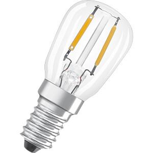 LED-Lampe STAR SPECIAL E14, 1,3 W, 110 lm, 2700 K, Filament OSRAM 4058075811577