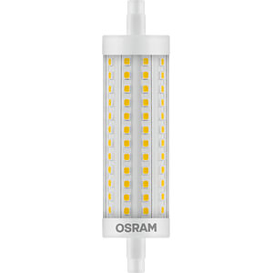LED-Lampe STAR LINE, R7S, 12,5 W, 1521 lm, 2700 K, 118 mm OSRAM 4058075811591