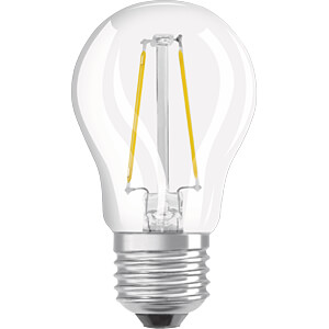 LED-Lampe SUPERSTAR E27, 4 W, 470 lm, 2700 K, Filament, dimmbar OSRAM 4058075814875