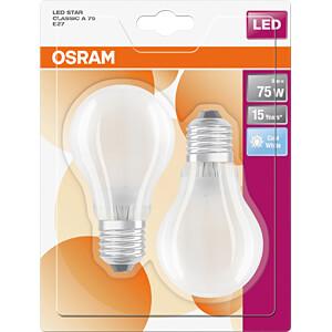 LED-Lampe STAR E27, 8 W, 1055 lm, 4000 K, Filament OSRAM 4058075815759