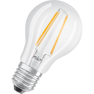 LED-Lampe STAR E27, 7 W, 806 lm, 2700 K, Filament OSRAM 4052899415317
