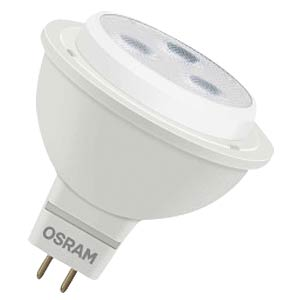 LED lamp, 8 W GU5.3 halogen spot OSRAM 4052899944404
