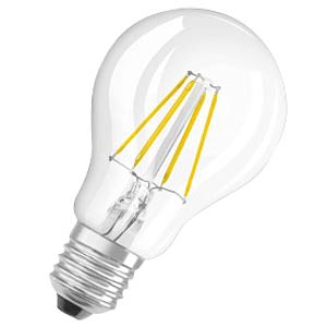 LED light bulb, 6 W, EEK A++ OSRAM 4052899951433