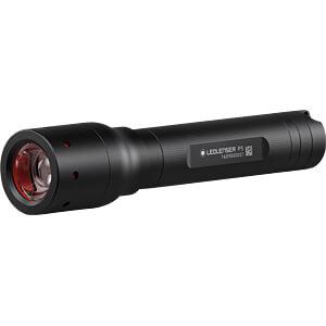 LED-Taschenlampe P5 140 lm, schwarz, 1x AA (Mignon) LEDLENSER 500895