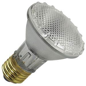 Halogen high-voltage lamp, 230V, 75W, E27, EEK D M-LIGHT 01-2330