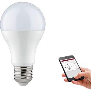 Smart Light, Lampe, E27, 9W, Warmweiß, Boyn, EEK A+ PAULMANN 50011